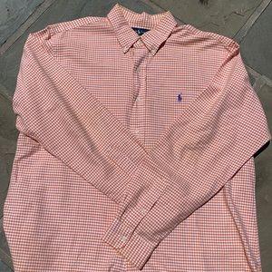 Polo Ralph Lauren Custom Fit long sleeve shirt